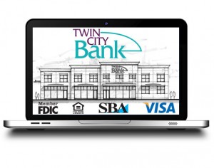 Twin City Bank - Longview Washing Online Banking